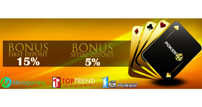 promo deposit poker online terbesar